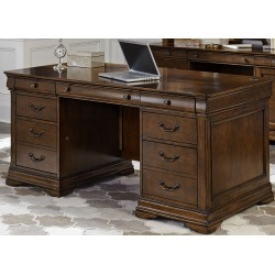Chateau Valley Executive Desk
