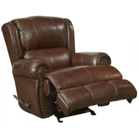 Duncan Power Deluxe Lay Flat Recliner by Catnapper