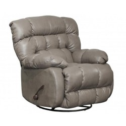 The Pendleton is a Leather Swivel Glider Recliner